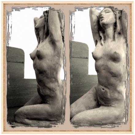 Mi primera escultura
